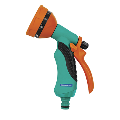 Tramontina Water Spray Gun Multifunction, 10 Spray Options, For Quick Connect