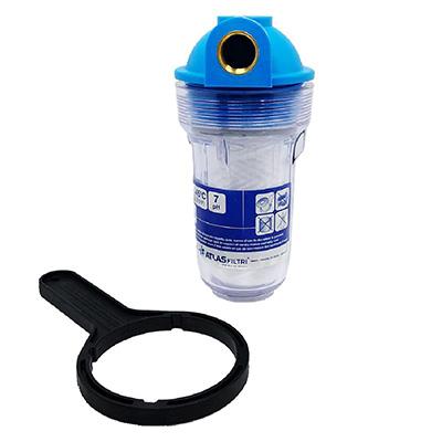 "Atlas Filtri, 5""/125MM Water Filter Set"
