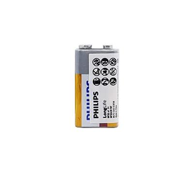 Philips Long Life 9V Zinc Carbon Battery