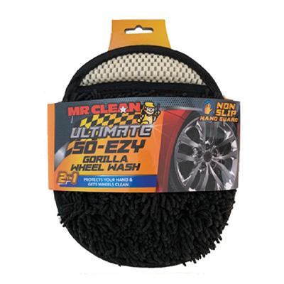 Mr Clean Ultimate Egrip Gorilla Wheel Wash Mitt