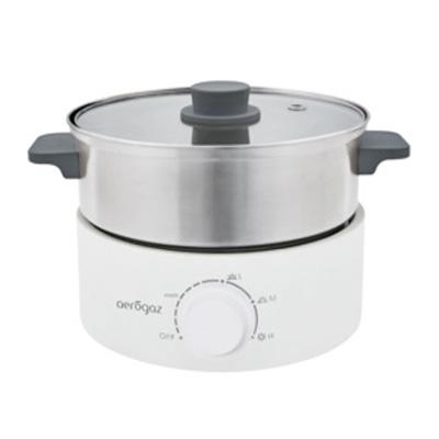 Aerogaz AZ-2021MG 2 In 1 Mini Cooker