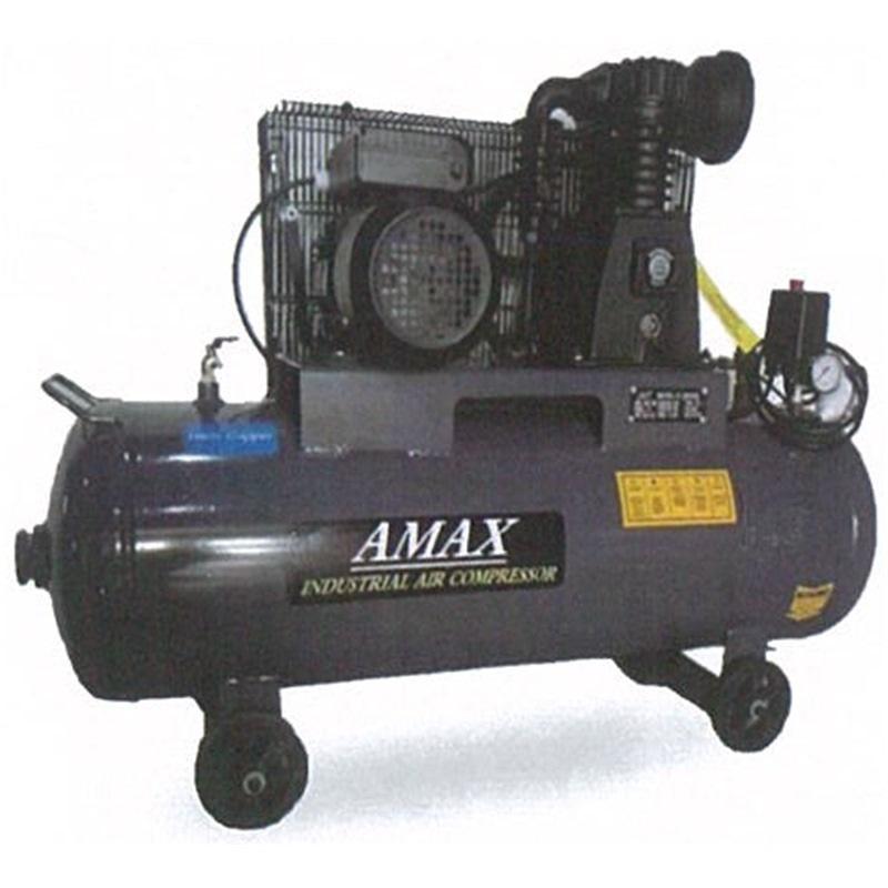 AMAX Belt Driven Air Compressor 3.0HP/100L 230V