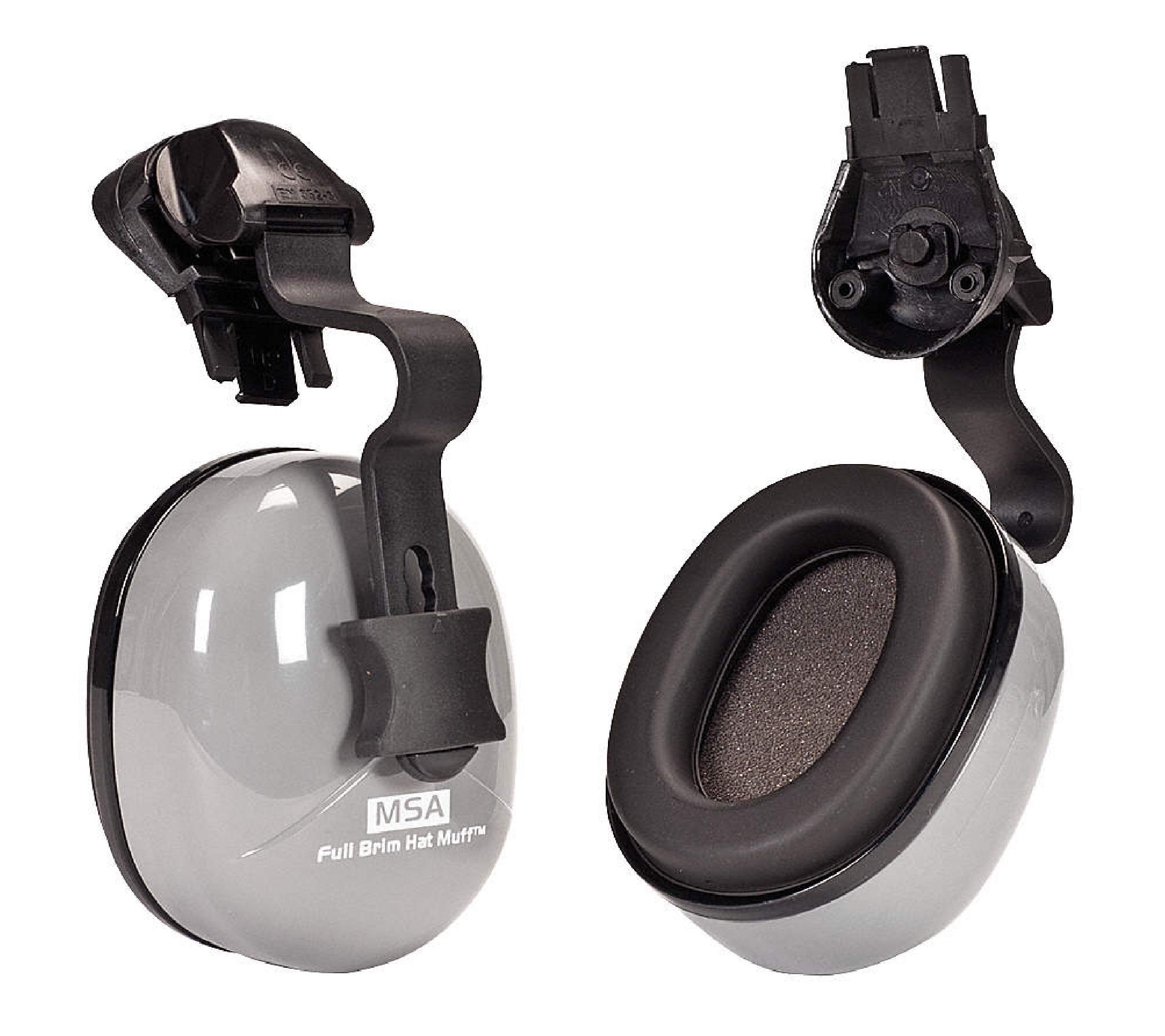 MSA Sound Control SH Ear Muff (For Full Brim Helmet) NRR 25 dBA