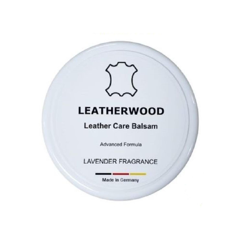 Leatherwood Leather Balsam 250ML Lavender Fragrance Cleaner & Conditioner