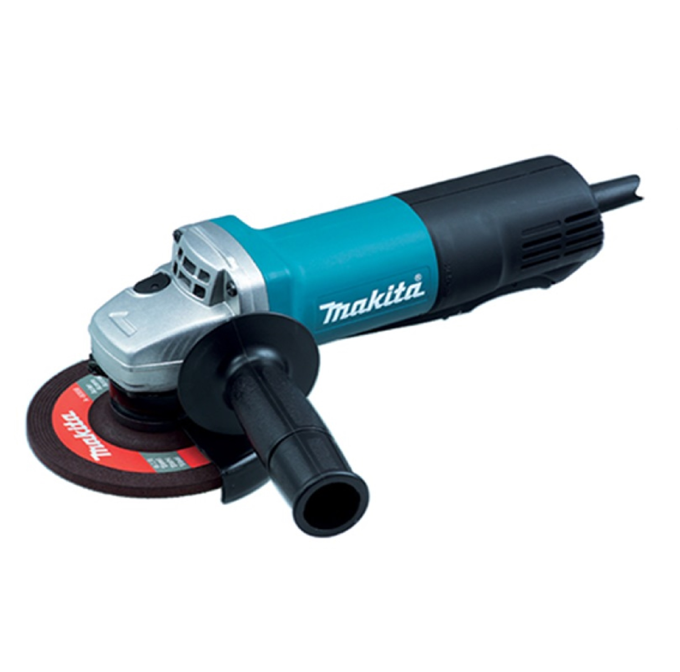 """Makita 9558HPG 5""""(125MM) Angle Grinder With Paddle Switch 840W"""