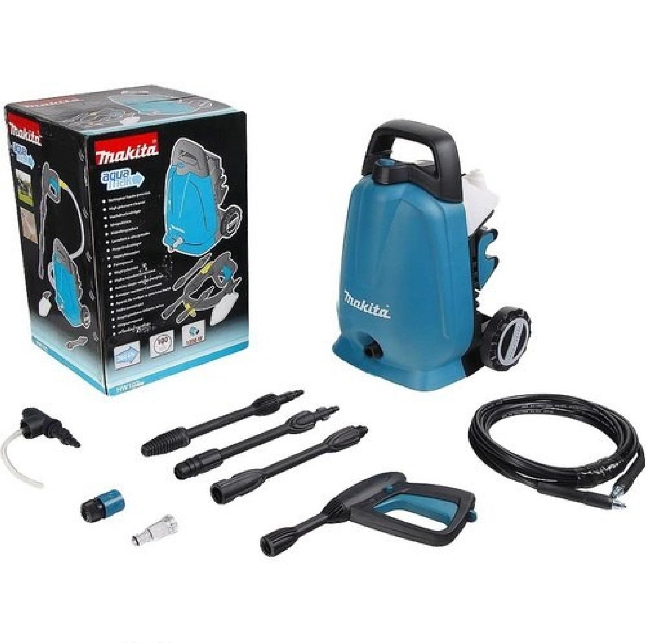 Makita HW102 100 BAR Pressure Cleaner 1300W