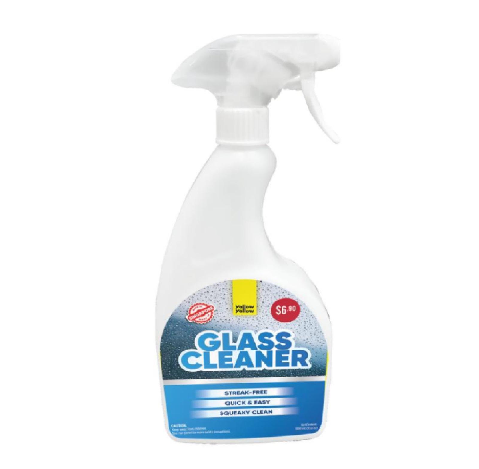Yellowyellow Streak-Free Glass Cleaner 1L
