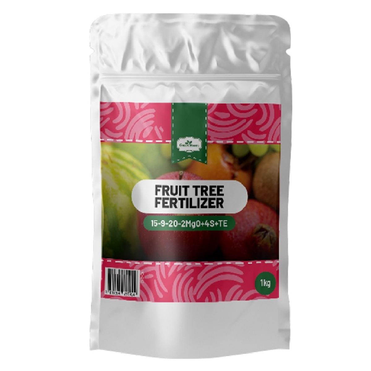 Green Hands Fruit Tree Fertilizer 1KG
