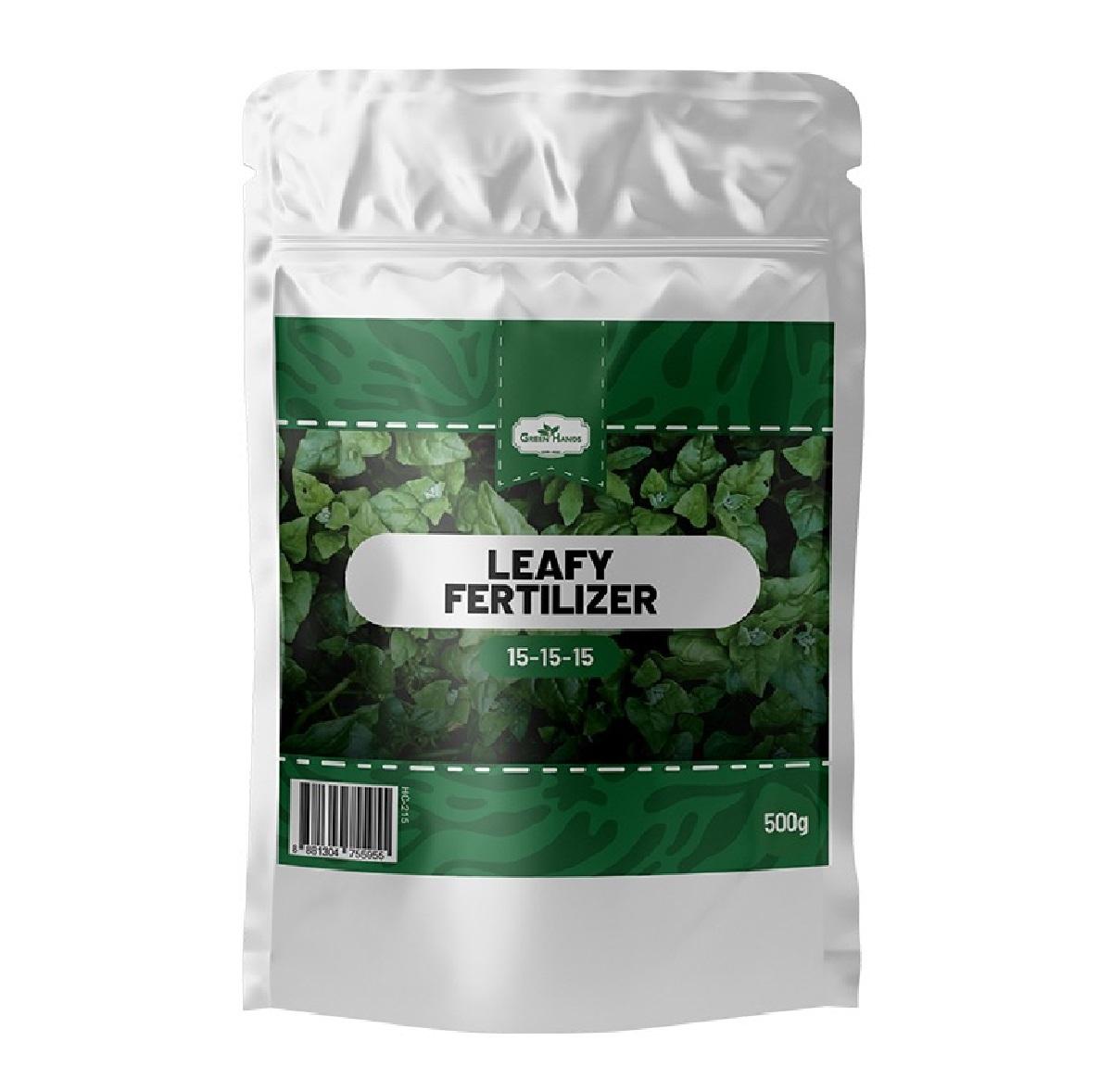 Green Hands 15-15-15 Leafy Fertilizer 500g