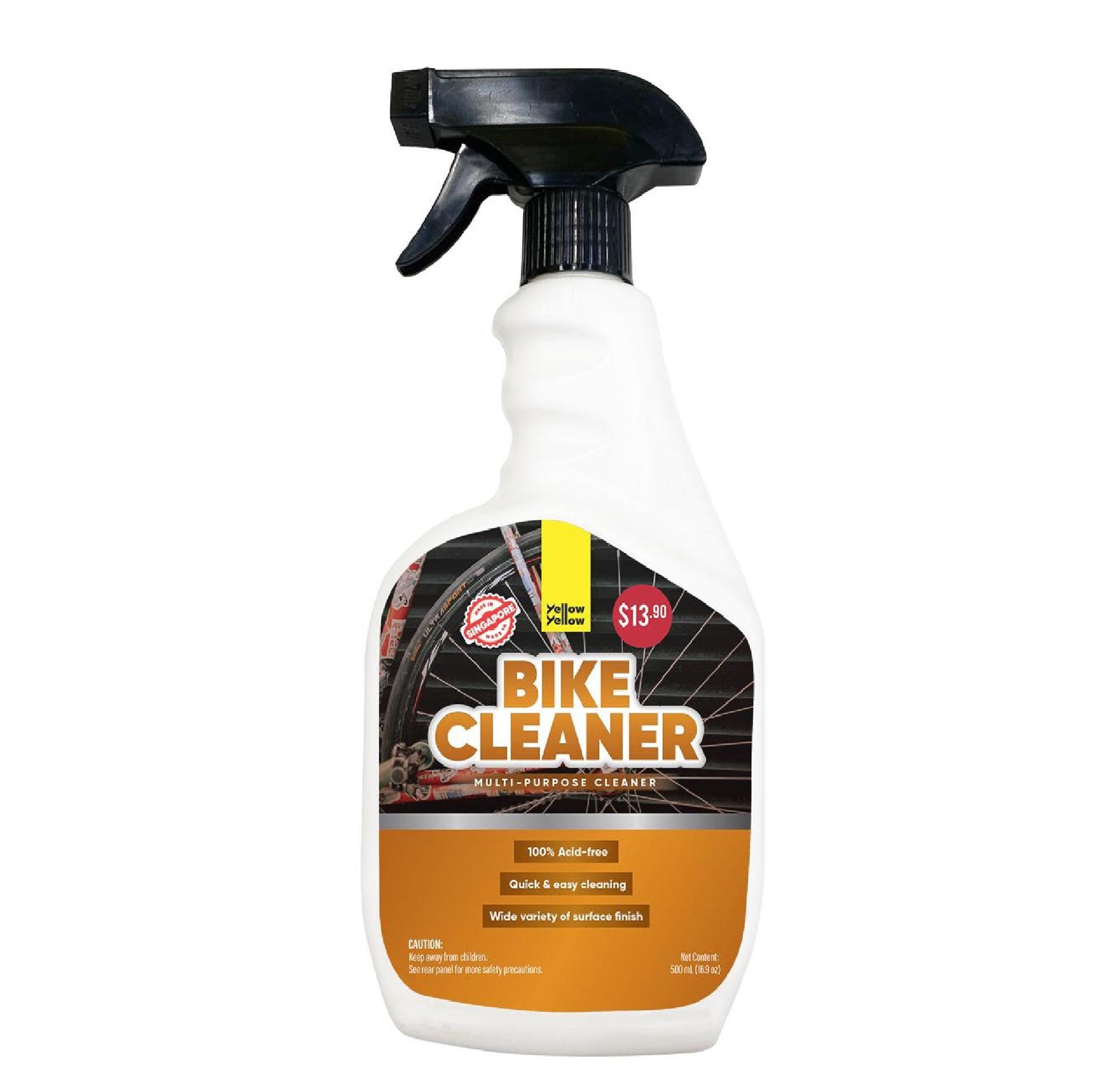 Yellowyellow Acid-Free Bike Cleaner 500ML