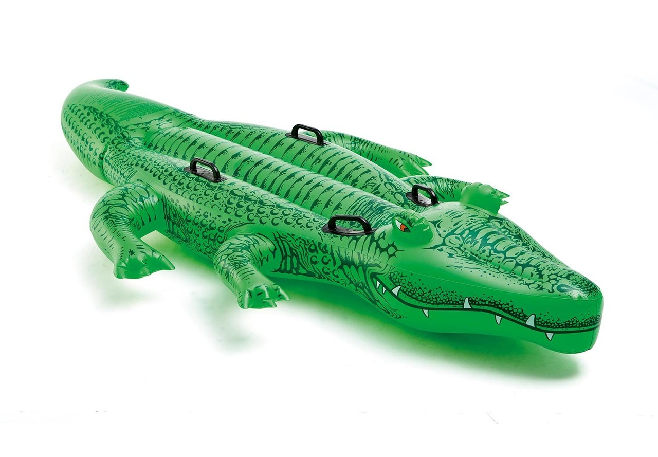 Intex 58562 Giant Gator Ride-On