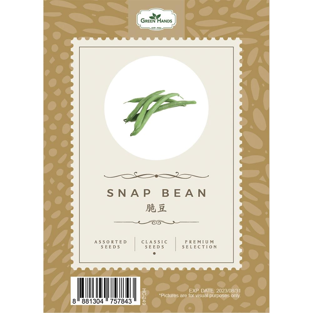 Green Hands Assorted Seeds - Snapbean